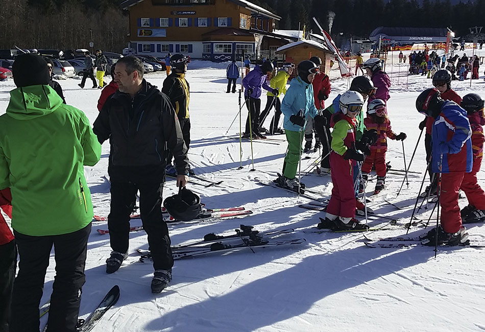 KISI-Winterfreizeit in Balderschwang