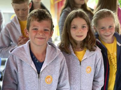 Kinder von KISI Vorarlberg