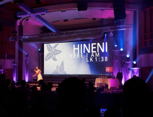 KISI-Fest 2019: HINENI!