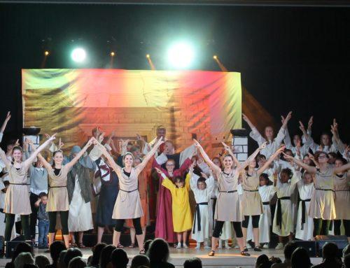 Zu Gott singen und Tanzen – ein Gespräch mit Elisabeth