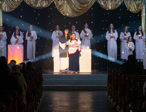 Weihnachtsfeier in der Pfarrkirche Lauterach